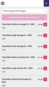 Tuckleys Foods screenshot 1
