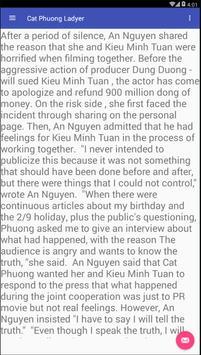 Cat Phuong Pirouet screenshot 3