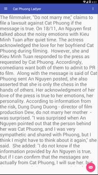Cat Phuong Pirouet screenshot 1