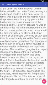 Jimmii Nguyen AmeriCA screenshot 1