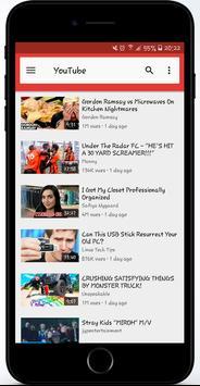 Youtube Gratuit 2019 - Tube Player poster