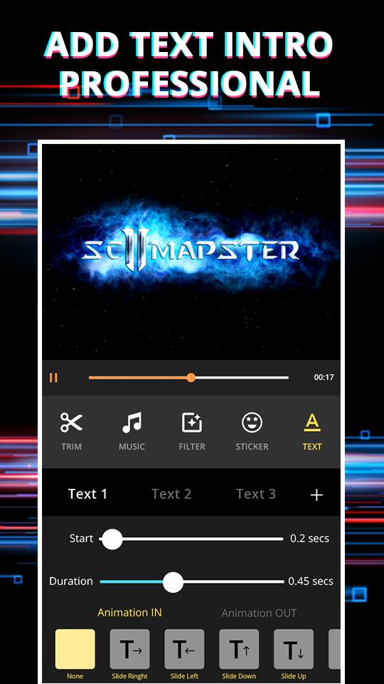 Video Intro Maker - Video Editor For Youtube for Android