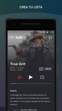 TV Tubi -TV y películas Gratis captura de pantalla 4