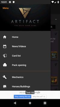 Artifact Guide screenshot 3