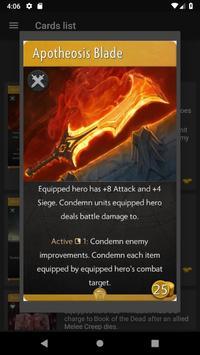 Artifact Guide screenshot 2