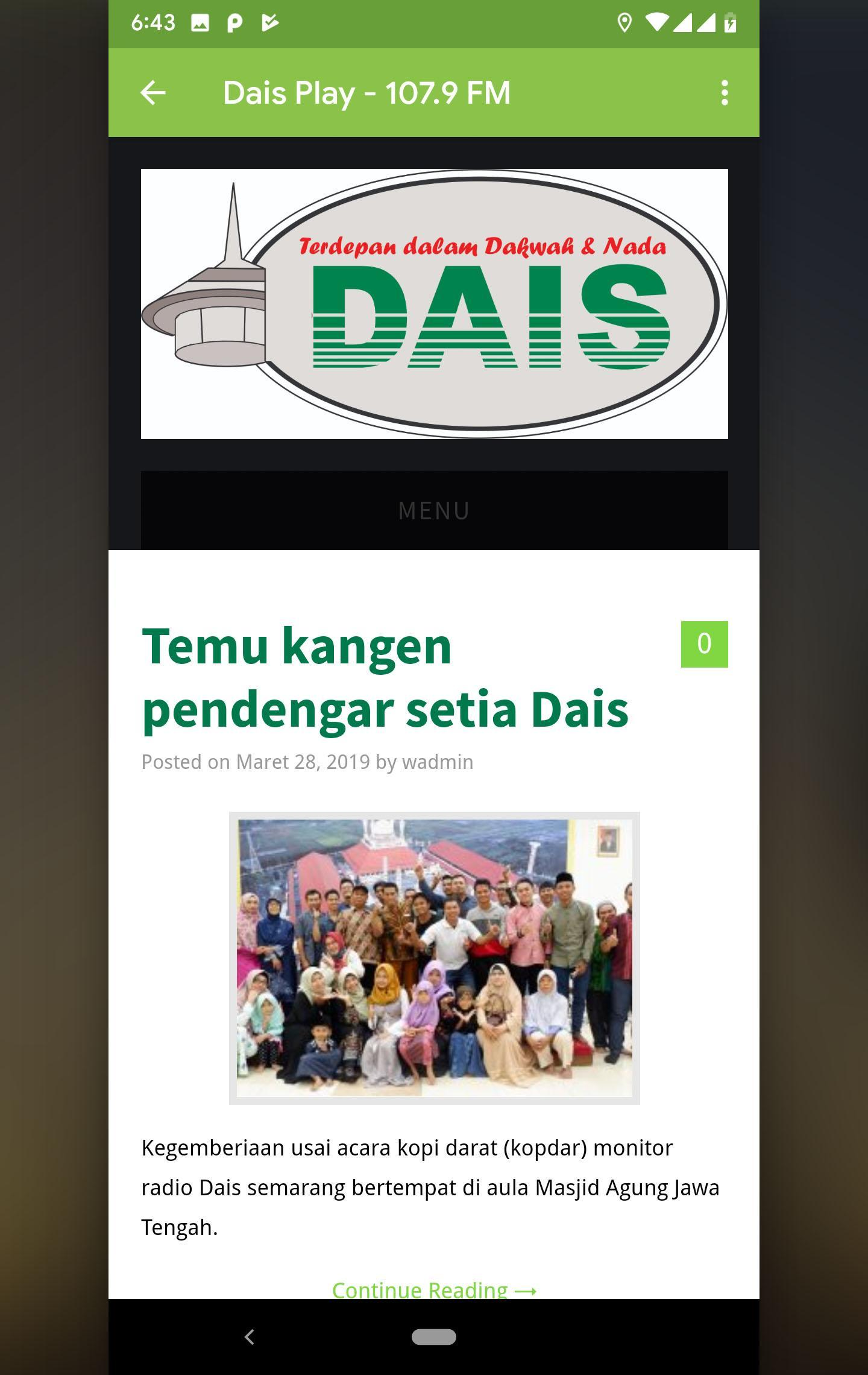 Dais Play 107 9 Fm For Android Apk Download