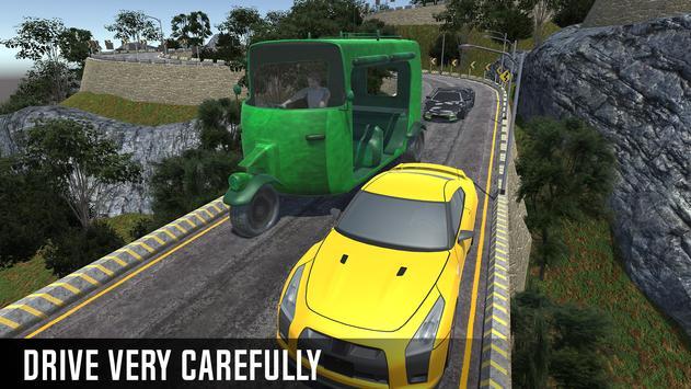 Tuk Tuk Rickshaw Driver screenshot 6