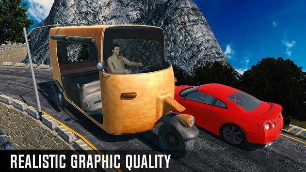 Tuk Tuk Rickshaw Driver screenshot 8