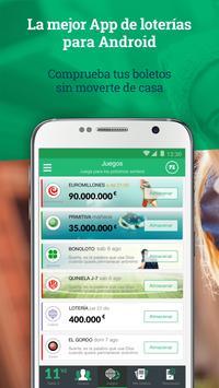 TuLotero: Euromillones Primitiva Bonoloto Quiniela Plakat