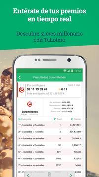 TuLotero: Euromillones Primitiva Bonoloto Quiniela Screenshot 4