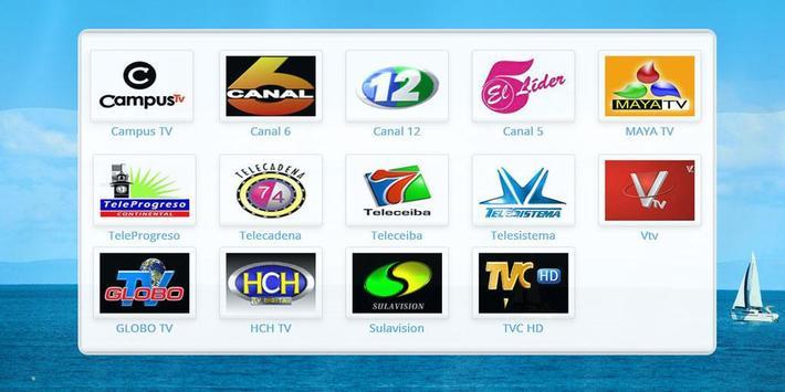 HonduTV poster