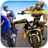 Bike Attack Race icon