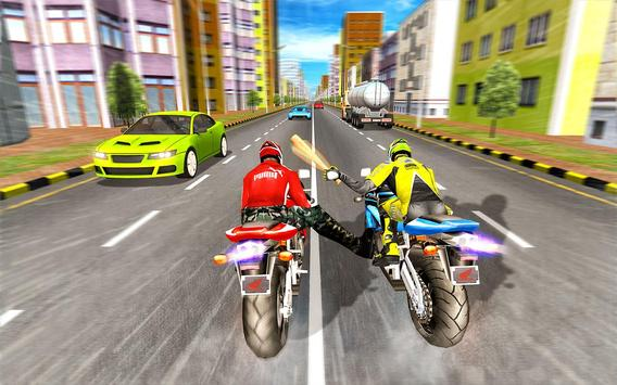 Bike Attack Race screenshot 14
