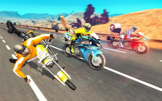 Bike Attack Race screenshot 10