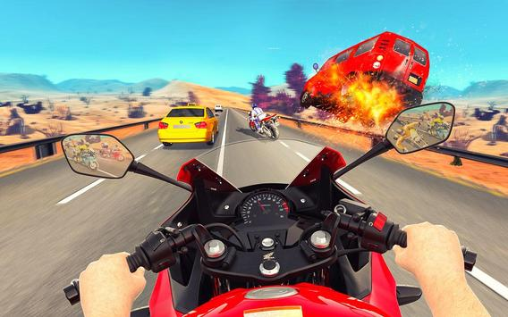 Bike Attack Race screenshot 1