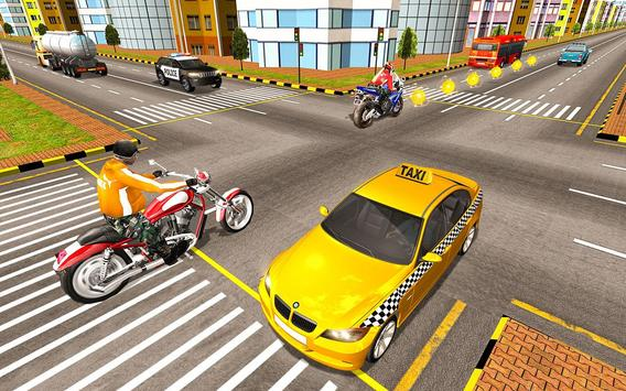 Bike Attack Race screenshot 2