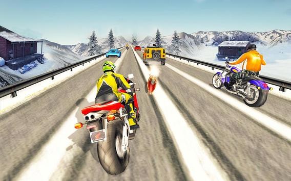 Bike Attack Race screenshot 4