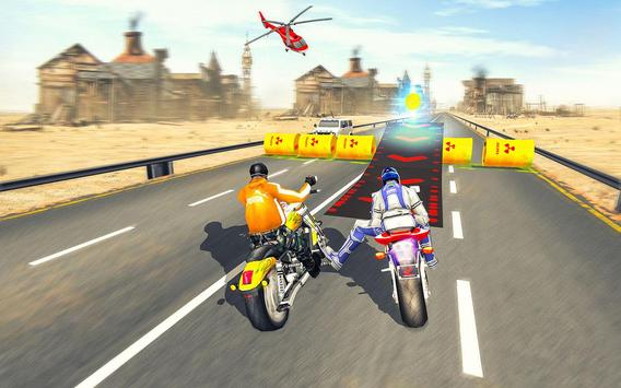 Bike Attack Race screenshot 5