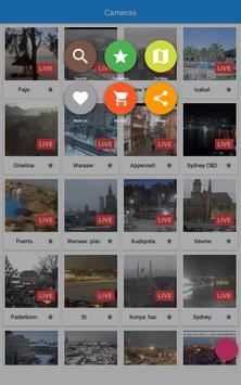 10 Schermata Earth Online Webcams & Live World Cameras Streams