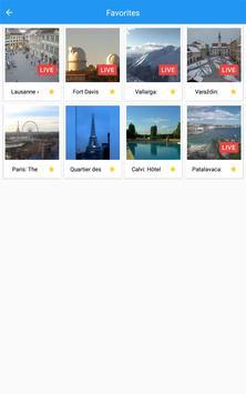 Live Earth Cam: Public Cam, Webcam, City Cam screenshot 12