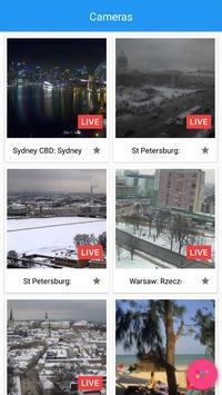 3 Schermata Earth Online Webcams & Live World Cameras Streams