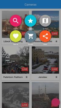 5 Schermata Earth Online Webcams & Live World Cameras Streams