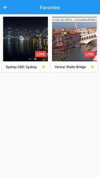 7 Schermata Earth Online Webcams & Live World Cameras Streams