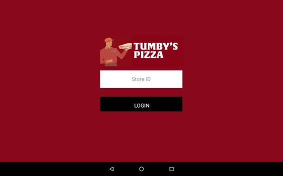 Tumbys Dashboard screenshot 1