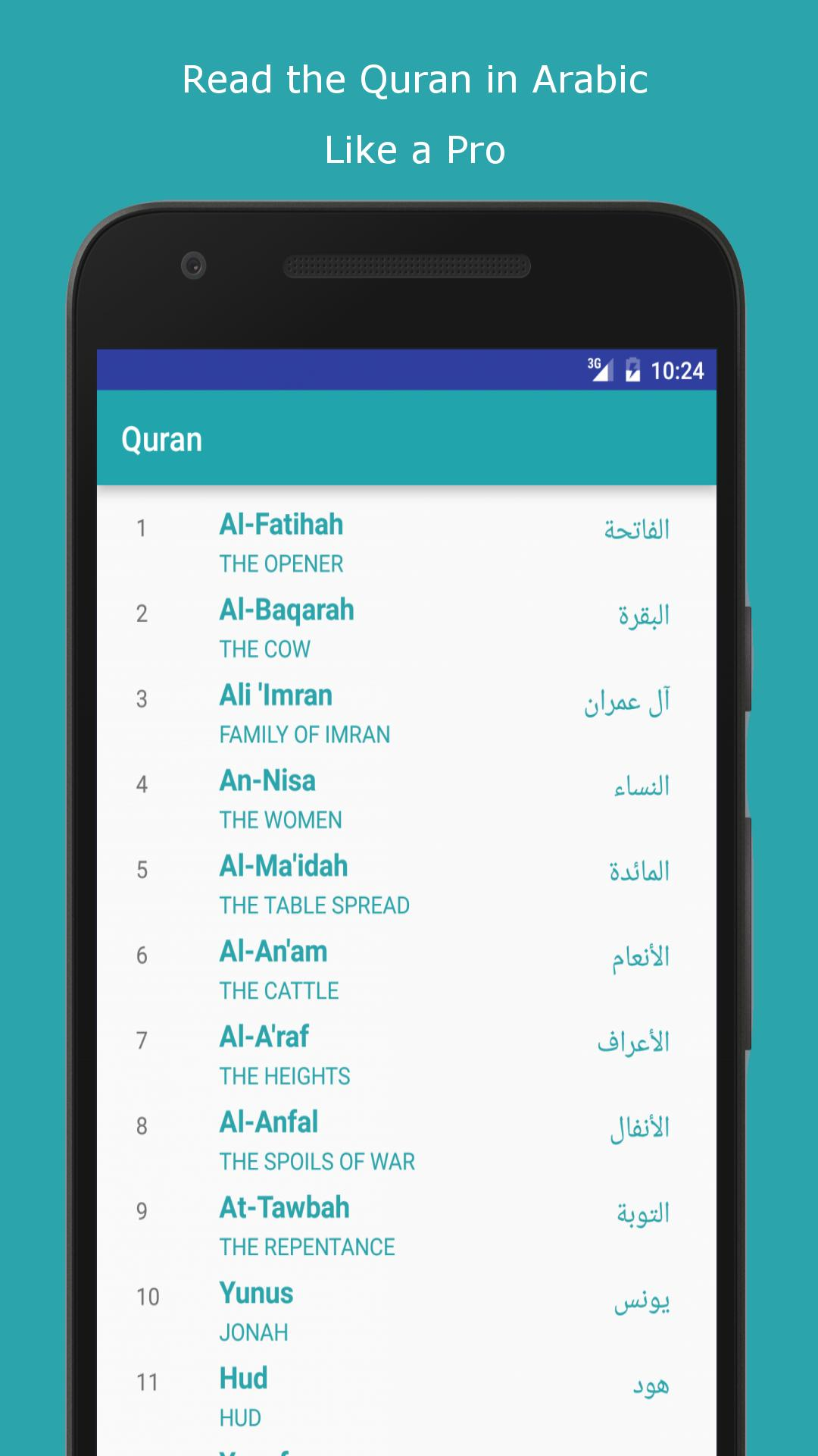 Learn To Read The Quran for Android - APK Download