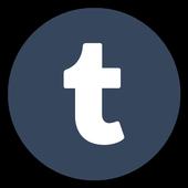 Tumblr 图标