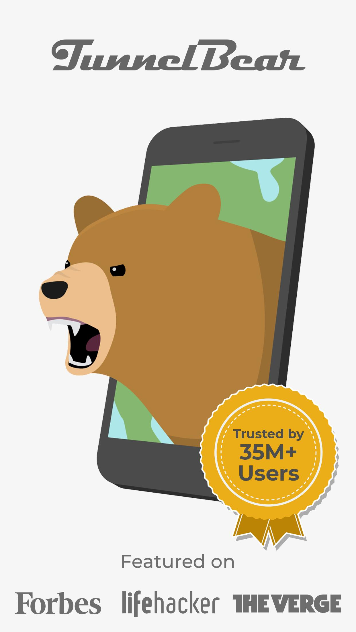 TunnelBear for Android - APK Download