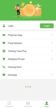 Tunai plus screenshot 4
