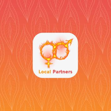 Local Partners: Instant Flirting & Dating poster