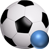 Juggling the ball icon