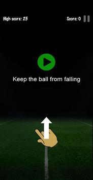 Juggling the ball screenshot 1