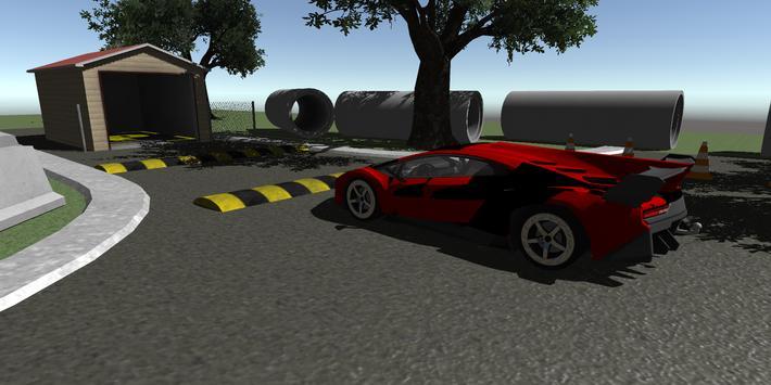 Lux Car Parking 3D screenshot 1
