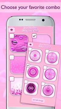 Combination Safe Lock Pink screenshot 2