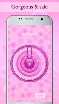 Combination Safe Lock Pink screenshot 5