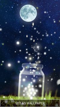 Glühwürmchen Live Hintergrund Screenshot 1