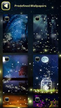 Glühwürmchen Live Hintergrund Screenshot 3