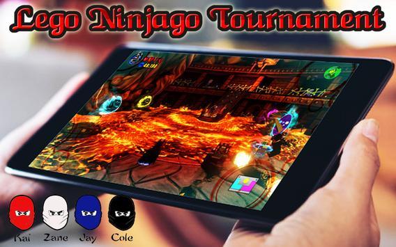 Tips Ninjago Tournament Lego Skybound 2 screenshot 2