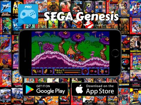 Genesis Emulator Sega for Android - APK Download