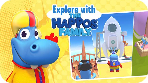 The Happos Family - Playtime poster