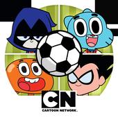 Toon Cup – Cartoon Networks Fußball-Spiel Zeichen