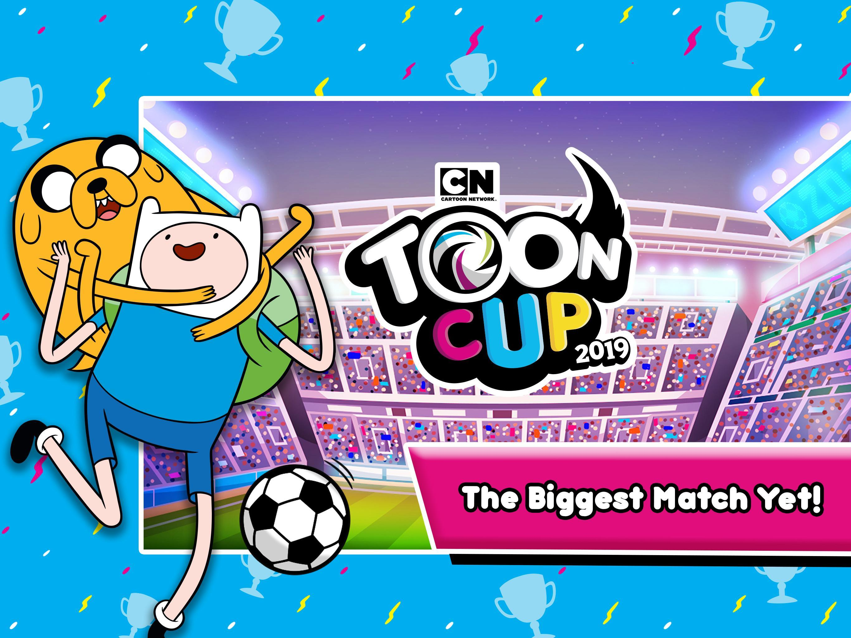 Toon Cup - Cartoon Network's Soccer Game for Android - APK