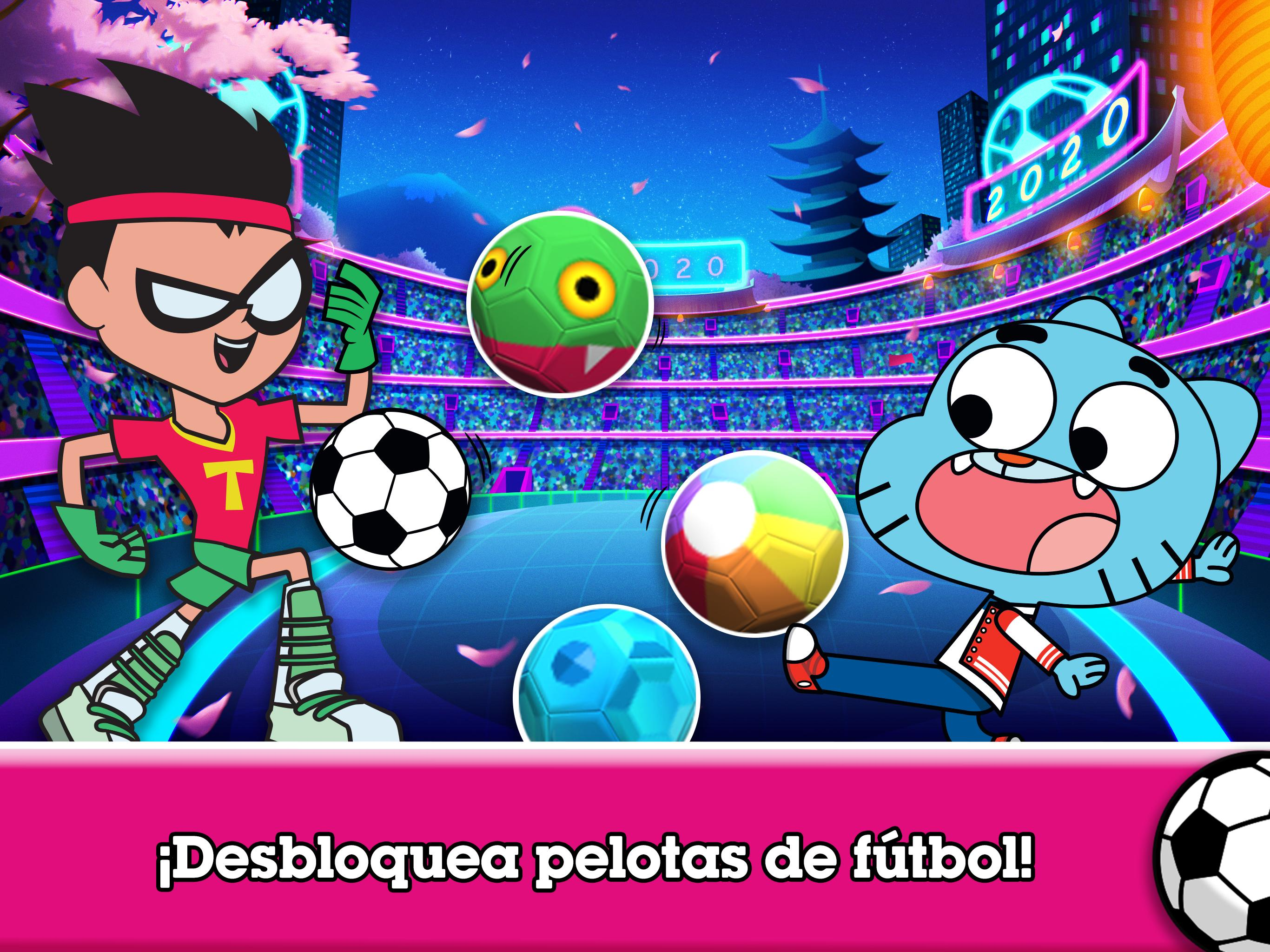 Copa Toon 2020 Juego De Futbol De Cartoon Network For Android