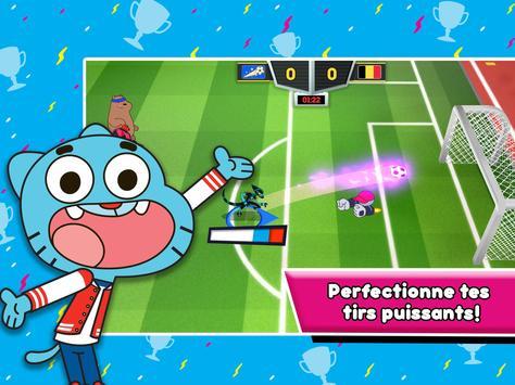 Toon Cup - Le jeu de foot de Cartoon Network capture d'écran 20