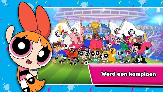 Toon Cup – voetbalspel screenshot 7