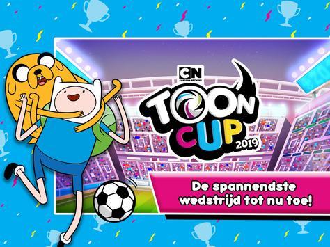 Toon Cup – voetbalspel screenshot 8