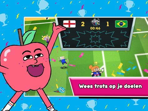 Toon Cup – voetbalspel screenshot 13